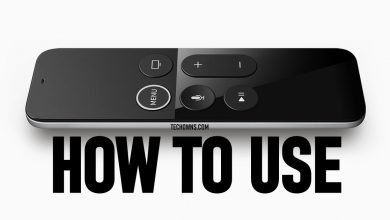how to use apple tv remote