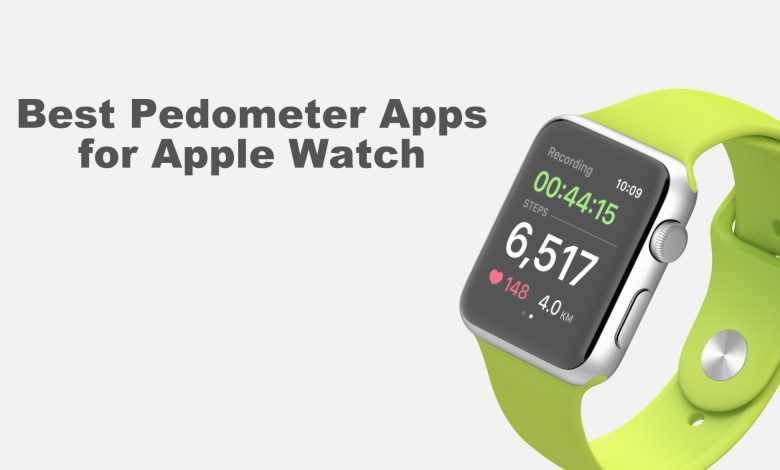 Best Pedometer apps for Apple Watch