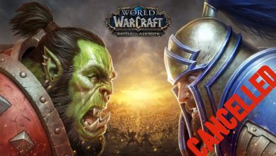 Cancel WoW Subscription