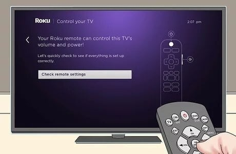 Connect Roku to TV