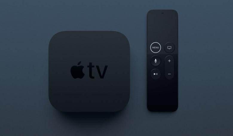 Fast Forward on Apple TV