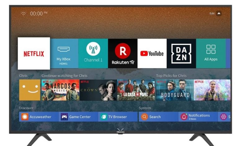 How to Add Apps on Hisense TV