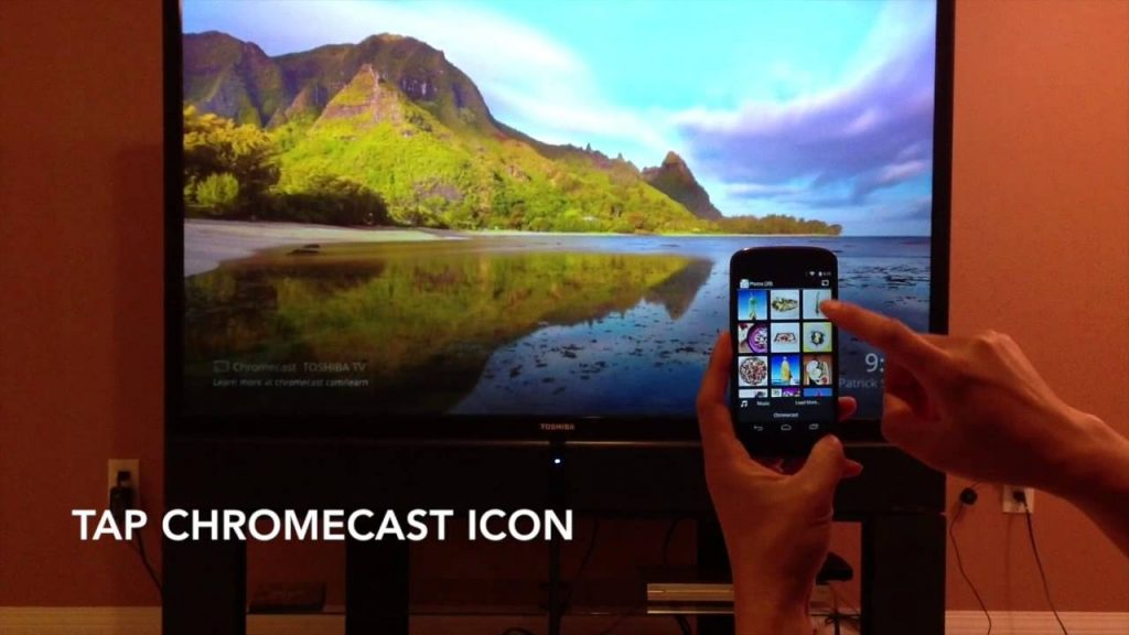 How to Chromecast Instagram videos and images from phone-2