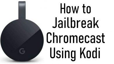 Jailbreak Chromecast