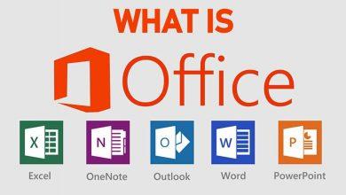 Microsoft Office Suite