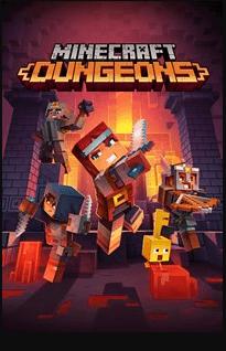 Minecraft Dungeons-Best Xbox Game Pass Games