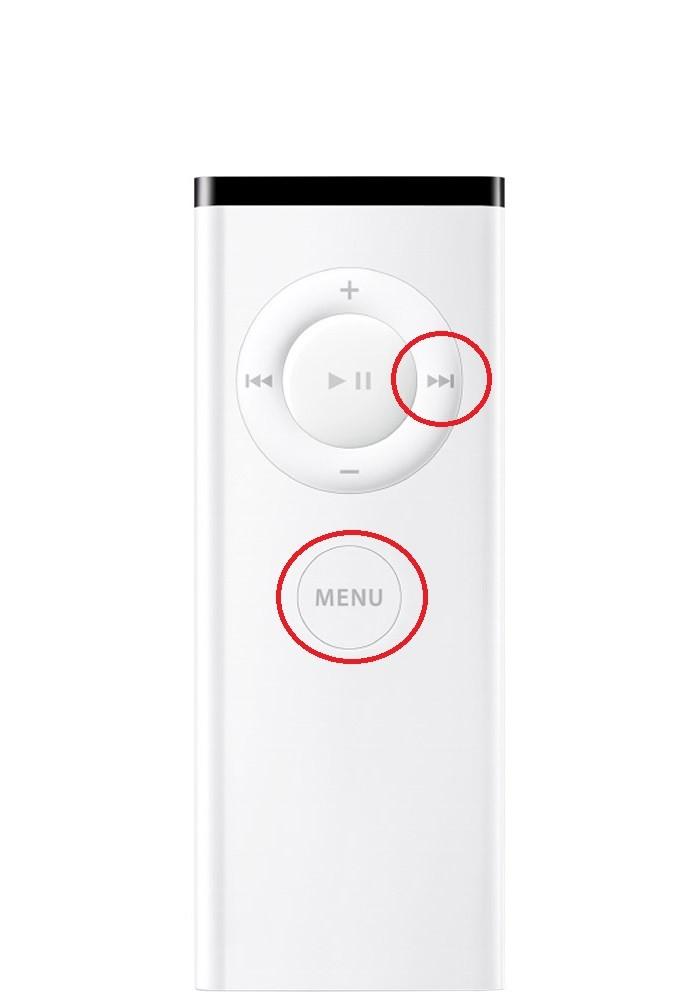 Pair Apple TV Remote