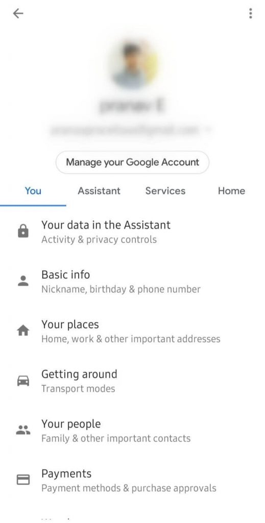 Select Assistant