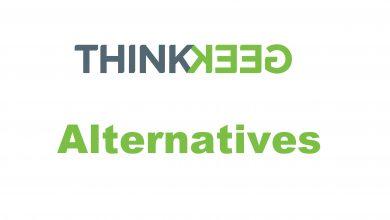 ThinkGeek Altenatives