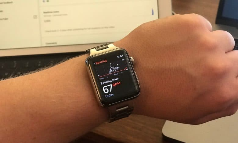 VO2 max on Apple Watch