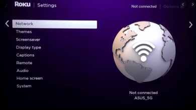 how to Connect Roku to WiFi without Remote