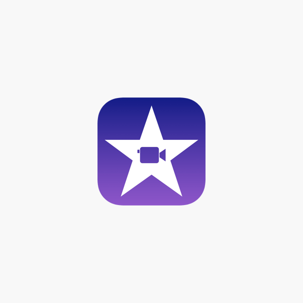 iMovie-Best Video Editing App for YouTube