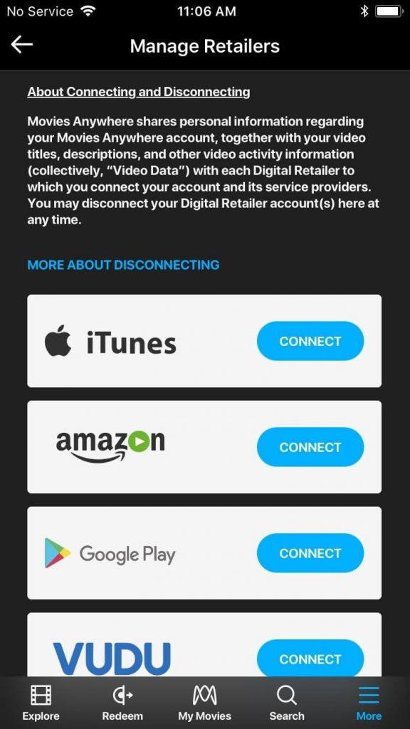 iTunes Chromecast