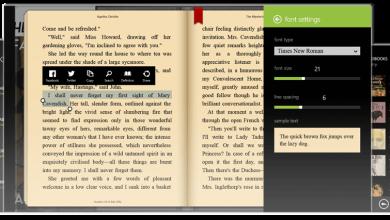 Best Epub Reader for Windows