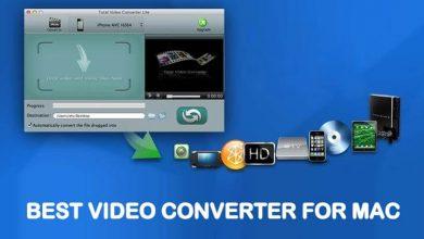 Best Video Converter for Mac