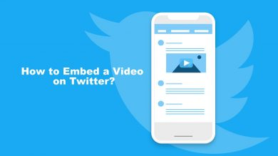How to Embed a Video on Twitter