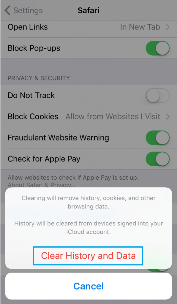 Get Rid of Viruses from iPhone