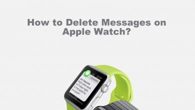 How to Delete Messages on Apple Watch