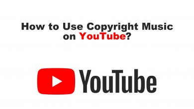 How to Use Copyright Music on YouTube