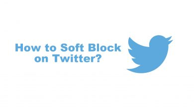 How to soft block on Twitter