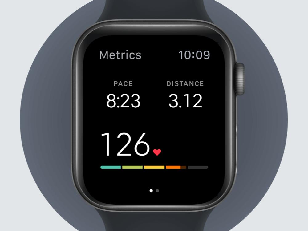 Peloton on Apple Watch