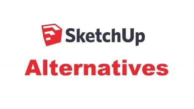 SketchUp Alternatives