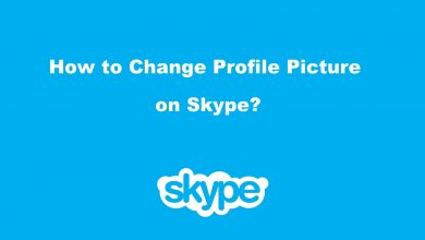 How to Change Profile Picture on Skype