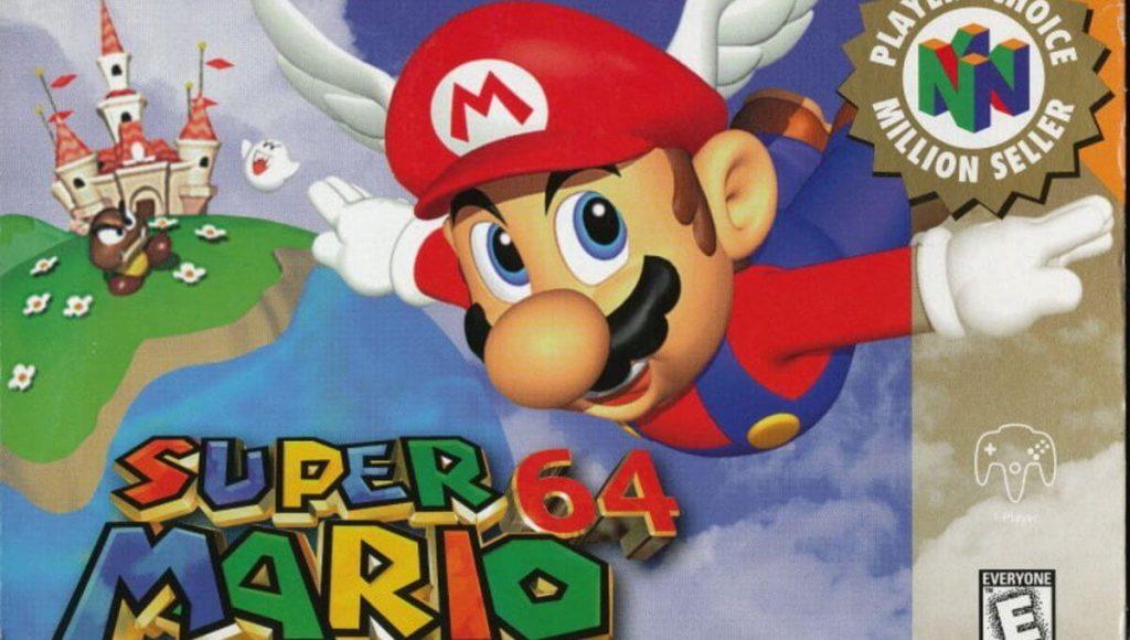 Super Mario 64 - Best Nintendo 64 Games