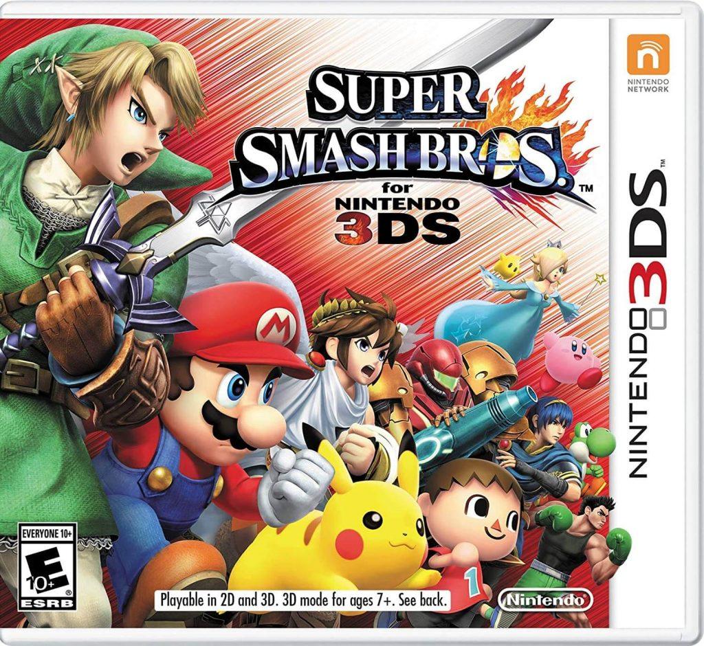 Super Smash Bros. - Best Nintendo 64 Games