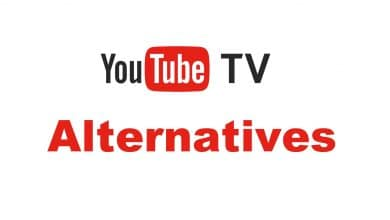 YouTube TV Alternatives