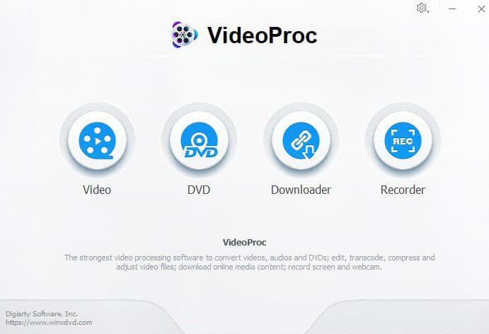 Edit Videos with VideoProc