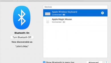 Bluetooth on Mac
