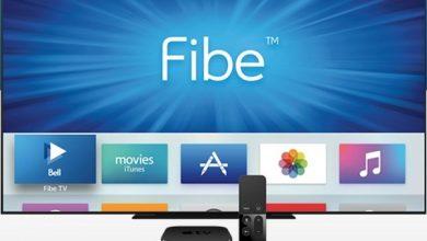 Fibe TV on Apple TV