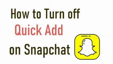 """How to Turn off """"Quick Add"""" on Snapchat"""