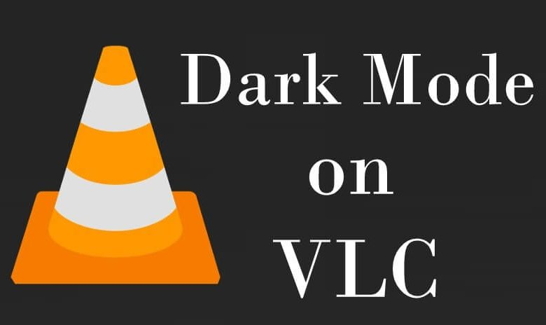 VLC Dark Mode