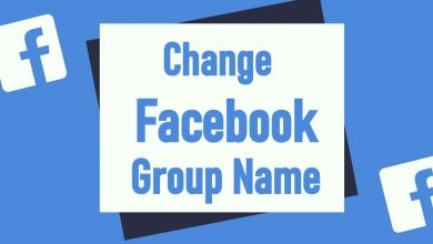 How to Change Facebook Group Name