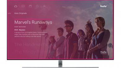Hulu on Samsung TV