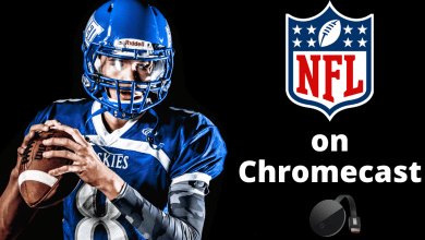 NFL on Chromecast