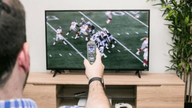 NFL on Samsung Smart TV