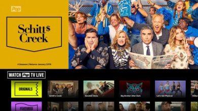 Pop TV on Apple TV