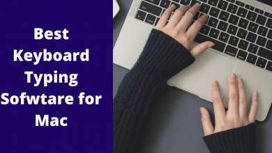 Best Typing Software for Mac
