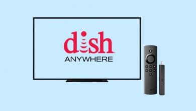 Dish Anywhere on Firestick