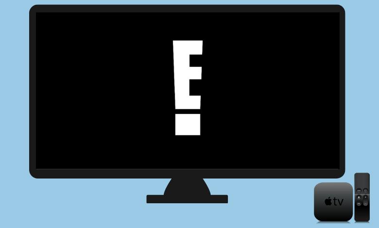 E on Apple TV