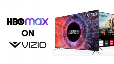 HBO Max on VIZIO Smart TV
