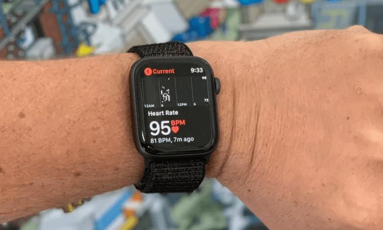 Heart Rate on Apple Watch