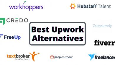 Upwork Alternatives