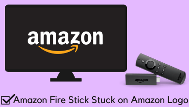 Amazon Fire Stick Stuck on Amazon Logo