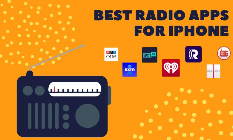 Best iPhone Radio Apps