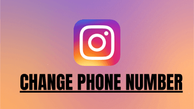 How to Change Phone Number on Instagram