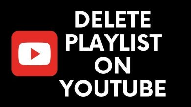 How to Delete a Playlist on YouTube
